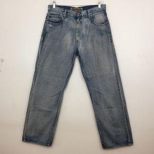 LEVI'S 569 Men's Jeans Size 36x32 The Original